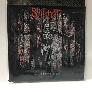 Slipknot - .5: The Gray Chapter Woven Patch Band Merch