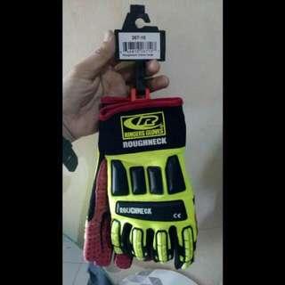 Roughneck Ringer Gloves