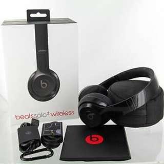 BNIB Beats Solo 3 Wireless