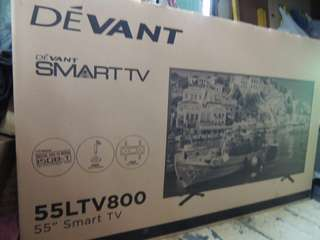 Devant Smart Tv 55 inches