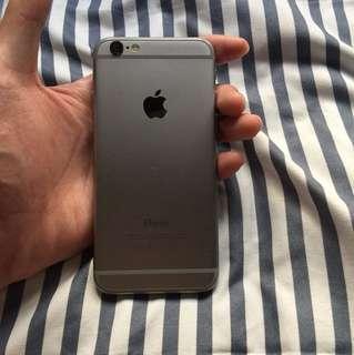 iphone6 64g black 黑色 original iPhone 6 good condition
