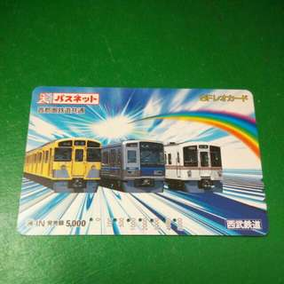 63日本 火車 地下鐵車票