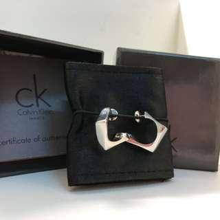 CK Calvin Klein耳環(含運費)