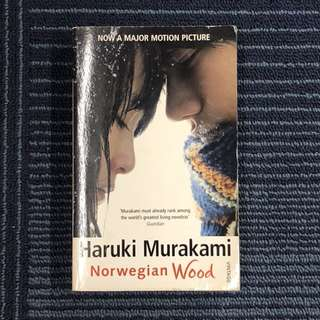 Norwegian wood - Harumi Murakami