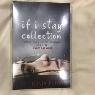 """If I stay"" collection"