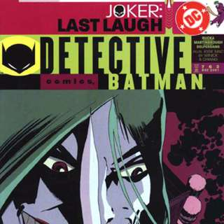 Detective Comics v1 717 (bad), 763-764, 796, 808-809, 812-813, 817-823, 825, 827-836, 838-839, 844-858, 863, 865-874, 876-880, Annual 11 (2*847, 2*851) v2 1-7, 11-20