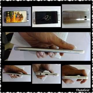 Samsung S7 Edge silver