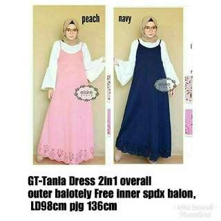 Tania dress overall