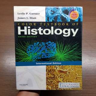 Color Textbook of Histology (International Edition)
