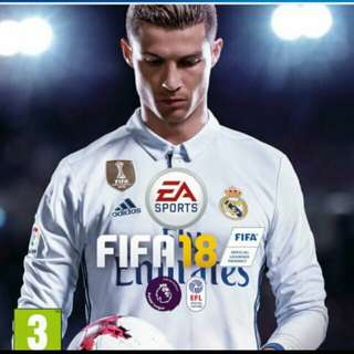 New FIFA 18 Standard Edition