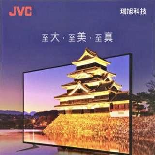TOYOTA 超值交車禮 JVC 65吋4K電視