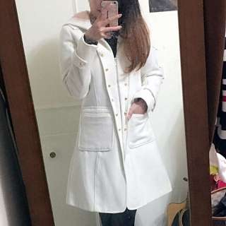 🚚 韓版超顯瘦大衣