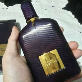 Authentic Tom Ford Perfume Velvet Orchid