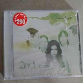 Sinosikat 2nd Album CD