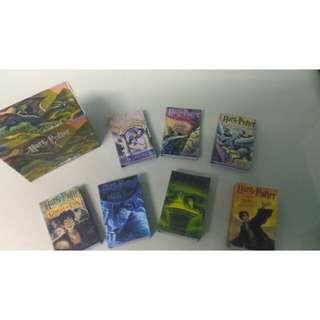 Harry Potter Mini Bookset