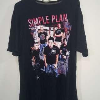 T-shirt Simple Plan