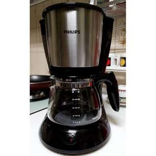 #咖啡機 PHILIPS 菲利浦滴漏式咖啡機