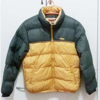 立領鋪棉長袖外套