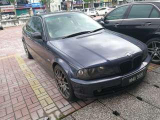 BMW E46 328 Ci 2 doors