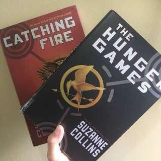 BUNDLE: Hunger Games Book 1 & 2