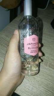 BodyShop Japanese Cherry Blossem