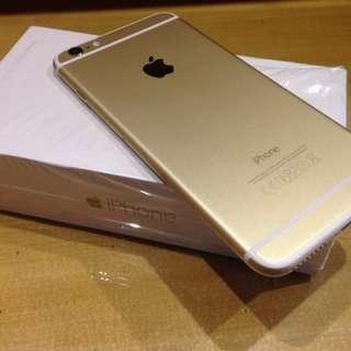 Iphone 6 and 6plus 16GB,64GB,128GB (LTE)