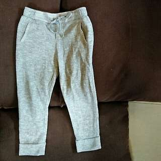 Original Gingersnaps gray joggers