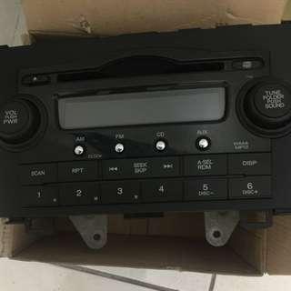 Honda CR-V Audio Head Unit