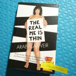 The Real Me is Thin (ENG NOVEL)