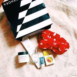 Luxury Bedtime Routine Skincare + Perfume Valentine's Day Gift Set [INSTOCK] [BEAUTY]