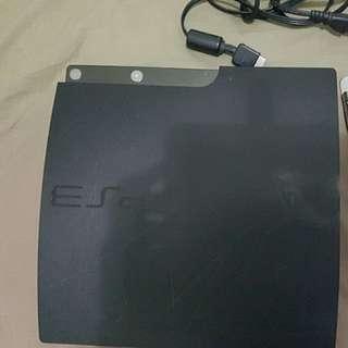 Sony ps3 320gb slim