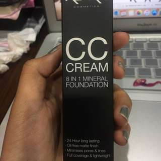KLARA CC CREAM no 01.