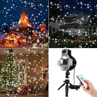 Snowfall Projector LED Lights with Remote