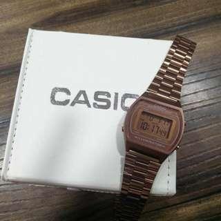 Casio B640WC Rose Gold