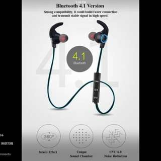 Bluetooth headset NEW