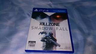 Kaset Ps4 Killzone Shadowfall Original