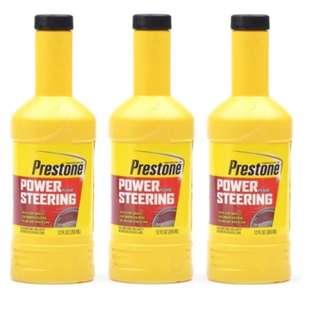 Prestone Power Steering 355ml Bundle of 3