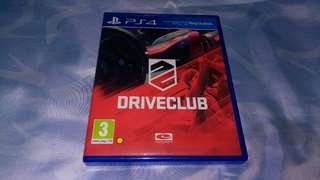 Kaset Ps4 Drive Club Original