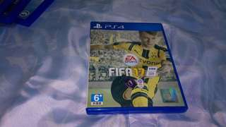 Kaset Ps4 Fifa 17 Original