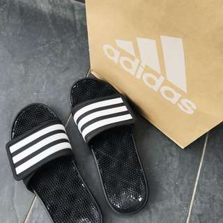 Adidas Adissage Slides 2.0 3-Stripes Slides