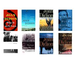 Joan Didion eBooks