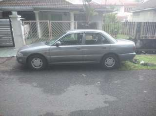 Proton Wira 2004 Good Con Auto New Paint Job Cheap