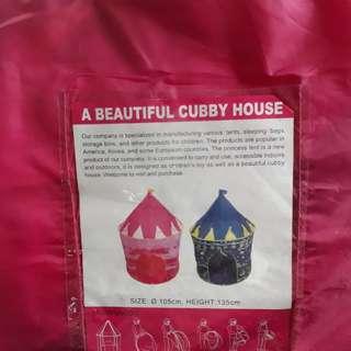 cubby house...rumah istana