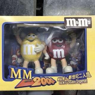 M&M 公仔