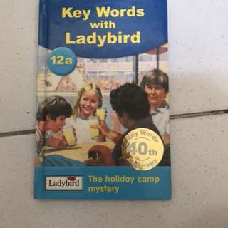 Keywords with ladybird 12a