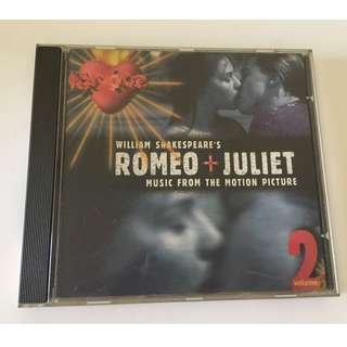 Romeo + Juliet Soundtrack Volume 2