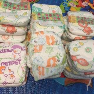 🖤FREE 25 pcs Newborn Diapers