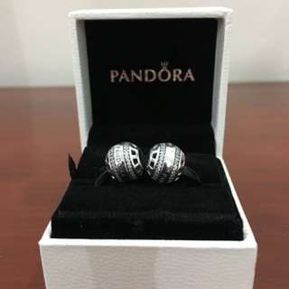 Authentic Pandora Forever with Cz stone