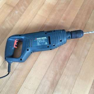 Black & Decker professional drill KD795CRE