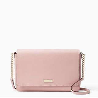 Kate Spade Tilden Place Alek Cross Body Pink Bonnet Wkru4642